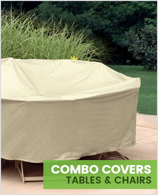 Combo Covers - Table & Chairs
